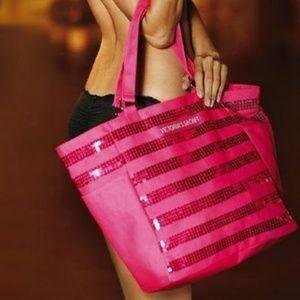 Victoria Secret XL tote bag